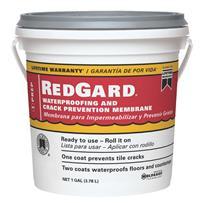 RedGard Waterproofing & Crack Prevention Membrane