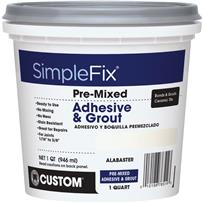 Custom Building Products Simplefix Adhesive & Grout