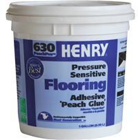 Pressure Sensitive Flooring Adhesive