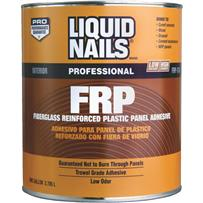 LIQUID NAILS FRP Panel Adhesive