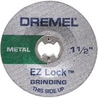 DREMEL EZ541GR EZ LOCK GRINDING WHEEL 2 PIECE