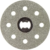 DREMEL EZ545 EZLOCK 1-1/2 INCH DIAMOND WHEEL