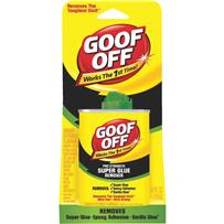 Goof Off Pro Strength Super Glue Remover
