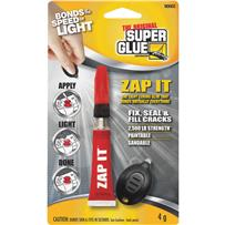 Zap It Super Glue