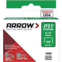 Arrow JT21 Light Duty Staple