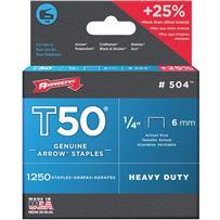 Arrow T50 Heavy-Duty Staple