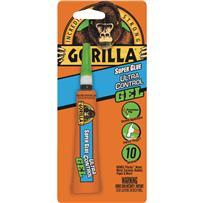 Gorilla Ultra Control Super Glue Gel