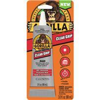 Gorilla Clear Grip Multi-Purpose Adhesive
