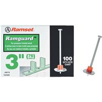 Ramguard ACQ Code Fastening Pin With Washers