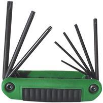 Torx Ergo-Fold Torx Key Set