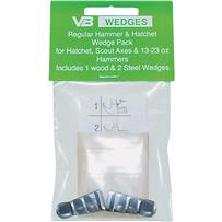Do it Wood and Steel Handle Wedge