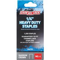 Do it No. 4 Heavy-Duty Narrow Crown Staple
