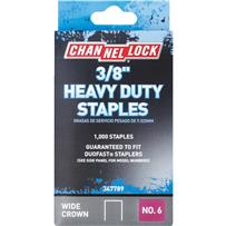 Do it No. 6 Heavy-Duty Wide Crown Staple