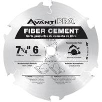 FREUD P0706CH DIABLO FIBER CEMENT SAW BLADE 7-1/4 INCH X 6 INCH