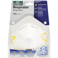 Safety Works Harmful Dust Respirator with Valve