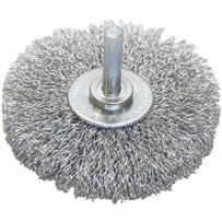 "Vortec 3"" Crimped Wire Wheel Brush"