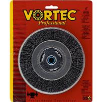 Vortec Crimped Bench Grinder Wire Wheel