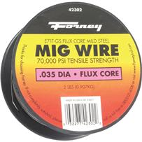 Forney Flux Core Mild Steel Mig Wire