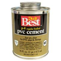 Do it Best PVC Solvent Cement
