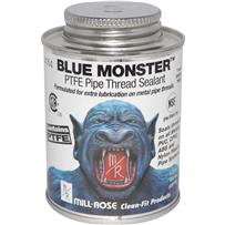 Blue Monster Industrial Grade Thread Sealant with PTFE
