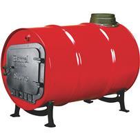 Vogelzang Barrel Stove Kit