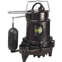 ECO-FLO High Efficiency Submersible Cast Iron Sump Pump