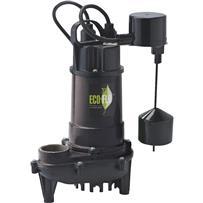 ECO-FLO Submersible Cast Iron Sump Pump