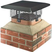 Adjustable Single Flue Chimney Cap