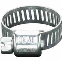 Ideal All Stainless Micro-Gear Hose Clamp