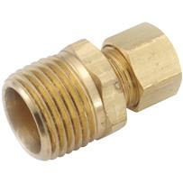 Male Union Compression Connector