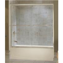 Sterling Finesse Semi-Frameless Tub Door