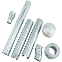 MR. HEATER Suspended Horizontal Garage Heater Vent Kit