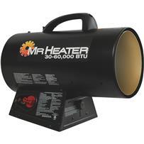 MR. HEATER Propane QBT Forced Air Heater
