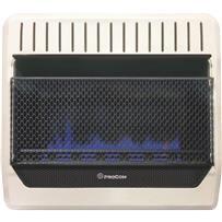 ProCom Dual Fuel Blue Flame Wall Heater