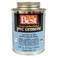 Do it Best Wet Set PVC Solvent Cement