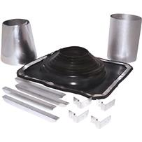 SELKIRK Rubber Boot Roof Pipe Flashing Kit