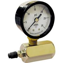 Gas Test Gauge Assembly