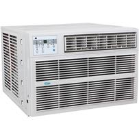 Perfect Aire 12,000 BTU Window Air Conditioner With Electric Heater