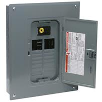 Square D QO 100A Indoor Main Breaker Plug-on Neutral Load Center