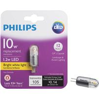 Philips T3 Bi-Pin LED Landscape Low Voltage Light Bulb