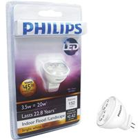 Philips MR11 Bi-Pin LED Floodlight Light Bulb