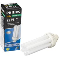 Philips PL-T Triple GX24 CFL Light Bulb