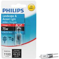 Philips T4 12V GY6.35 Halogen Special Purpose Light Bulb