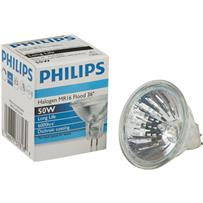 Philips GU5.3 Base MR16 Halogen Floodlight Light Bulb