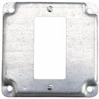 Steel City GFI Square Device Cover