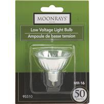 Moonrays MR16 Halogen Spotlight Light Bulb