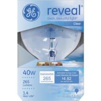Reveal Decorative Globe Bulb