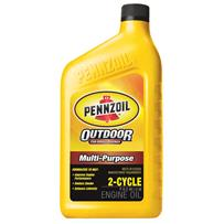 Pennzoil Outboard/Multi-Purpose 2-Cycle Motor Oil