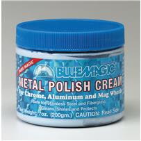 Blu Magic Chrome Polish
