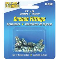 Plews LubriMatic Grease Fitting Assortment